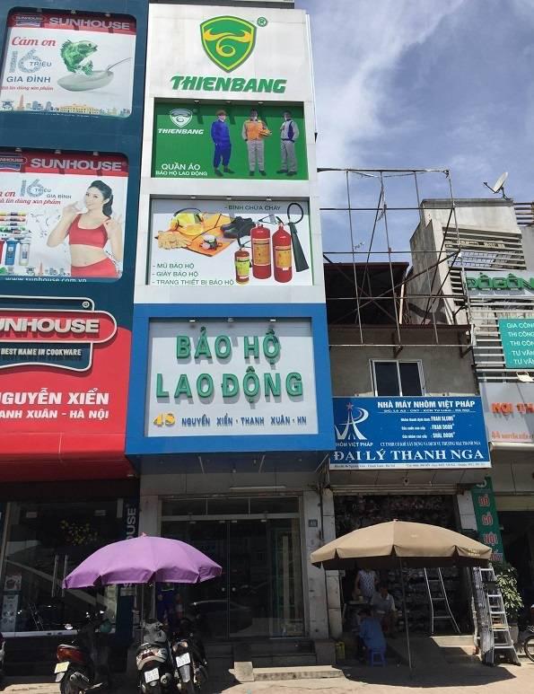 Đại lý Nguyễn Xiển