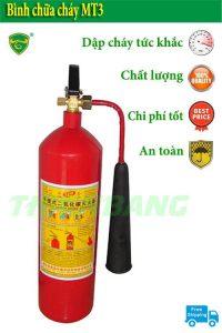 Bình chữa cháy MT3