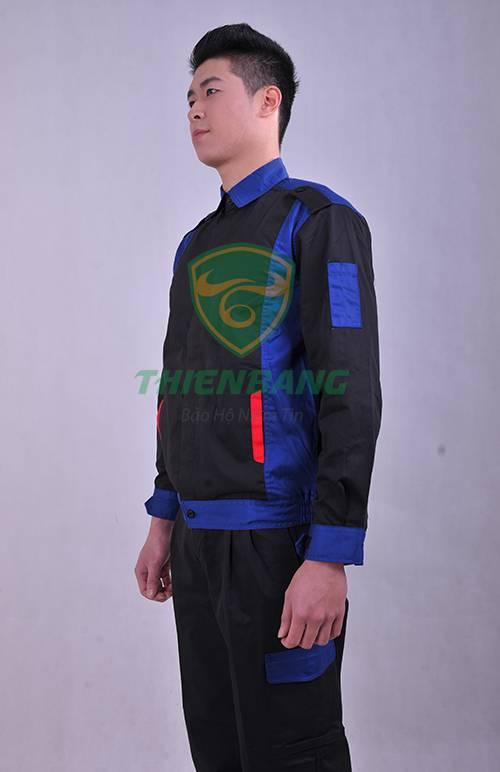 Quần áo bảo hộ TB02 mẫu 1