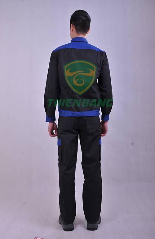 Quần áo bảo hộ TB02 mẫu 2