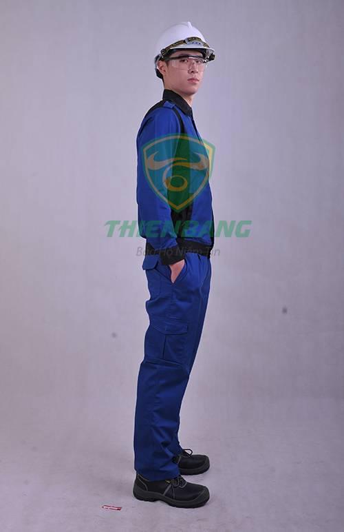 Quần áo bảo hộ TB06 mẫu 1