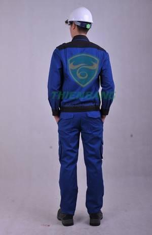 Quần áo bảo hộ TB06 mẫu 2