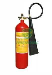 Bạn biết gì về Thông tin đặc điểm bình khí MT5 5kg cứu hỏa