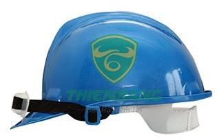 Mũ nhựa Nhật Quang xanh dương