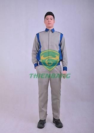 Quần áo bảo hộ cho kĩ sư TB05