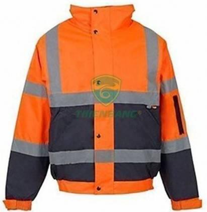 áo khoác bảo hộ mẫu 57