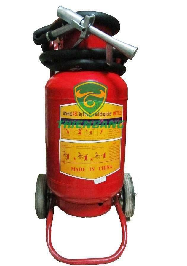Đặc điểm sản phẩm bình cứu hỏa MFZL35 tại bảo hộ Thiên Bằng