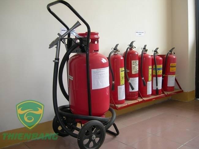 Bình chữa cháy bột tổng hợp