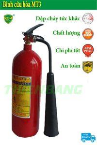Bình cứu hỏa CO2 3kg
