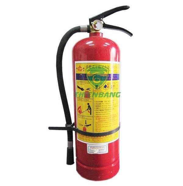Quan điểm về bình cứu hỏa dạng bột MFZ4 bạn có biết