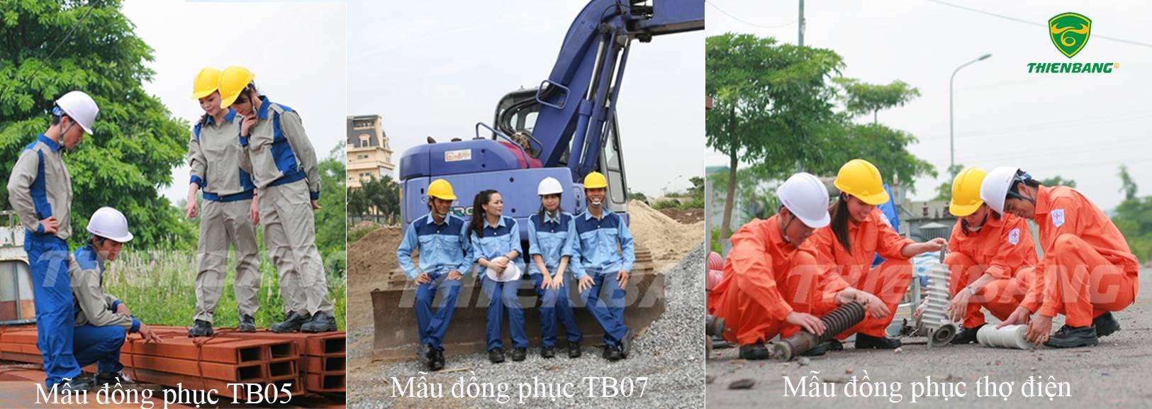 Kết quả hình ảnh cho quần áo đồng phục công nhân