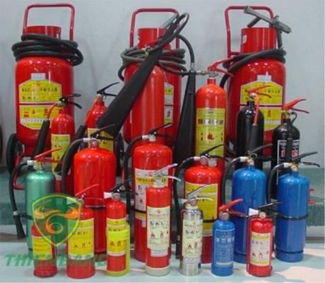 Giá bình chữa cháy bột tổng hợp