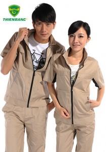 Quần áo bảo hộ Hàn quốc mẫu 20
