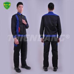 Quần áo bảo hộ lao động TB02