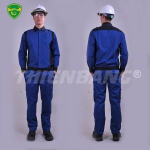 Quần áo bảo hộ lao động TB06