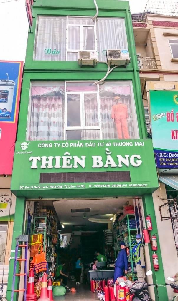 Bảo hộ lao động tại Hà Nội