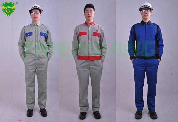 Quần áo bảo hộ lao động kaki