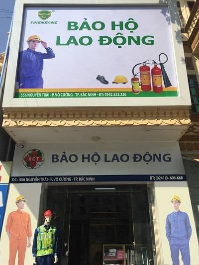 Bảo hộ lao động tại Bắc Ninh