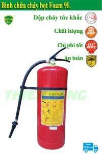 Bình bọt cứu hỏa Foam AFFF 9L
