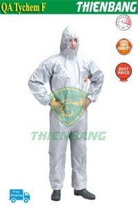 Quần áo chống hóa chất Tychem F