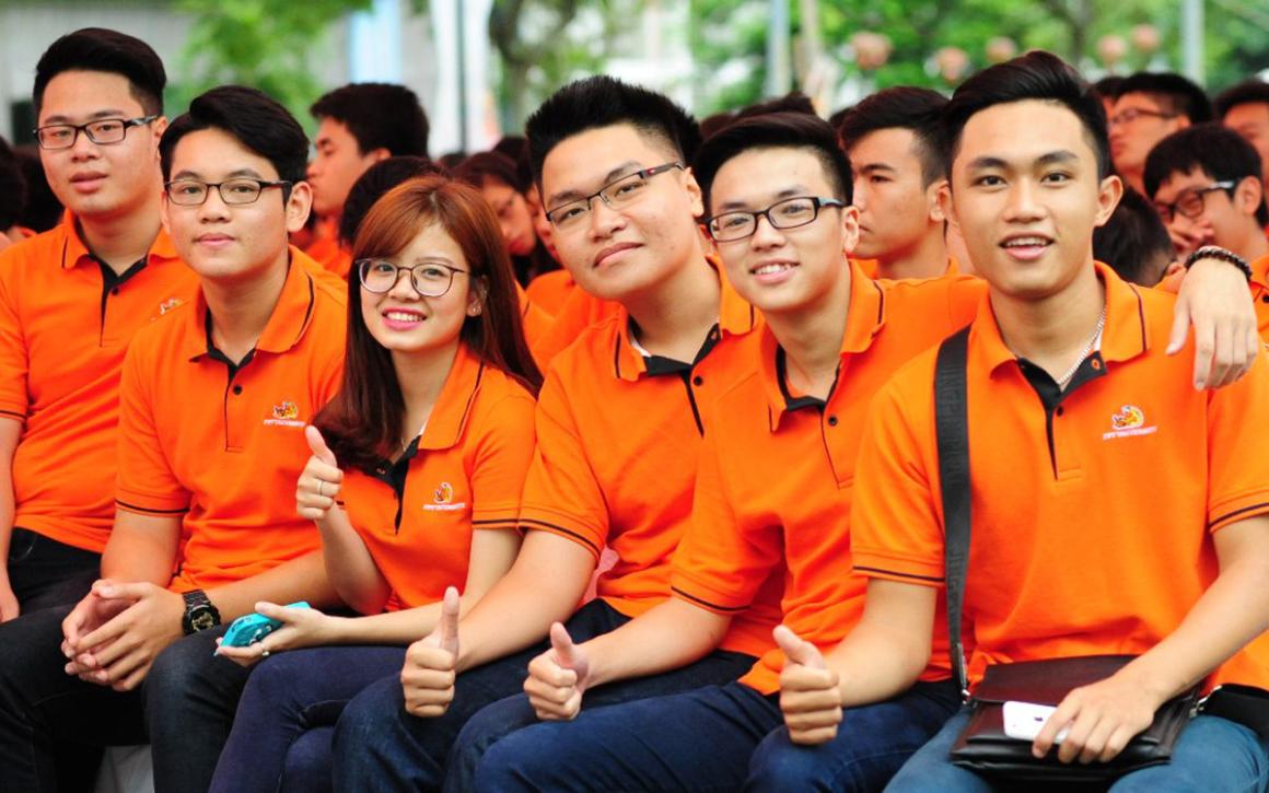 Đồng phục áo phông học sinh