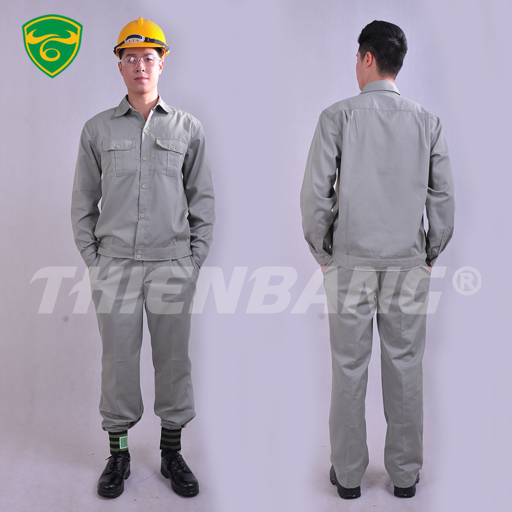 3 Tiêu chuẩn của quần áo bảo hộ lao động