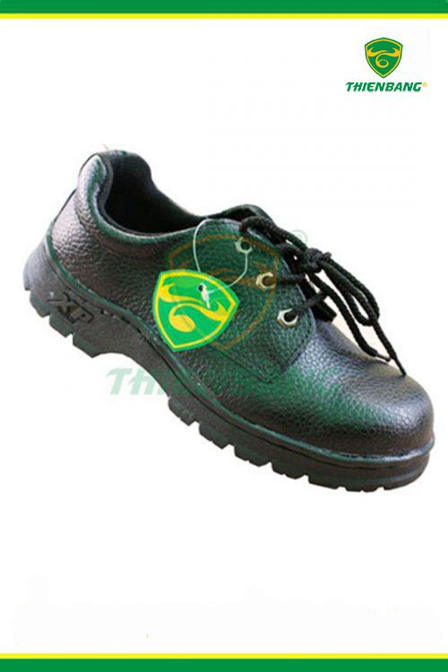 Giày Công Nhân Bảo Hộ XP Đế Đỏ Mua Ở Đâu