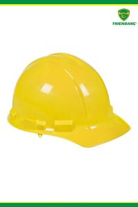 Mũ nhựa bảo hộ lao động Nhật Quang vàng