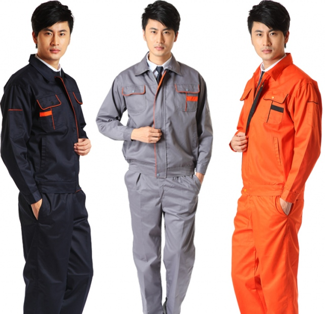 May quần áo bảo hộ lao động tại Hà Nội