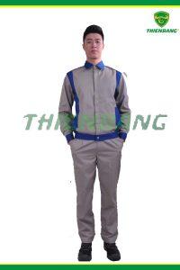 Đồng phục công nhân xây dựng tb05