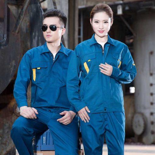 đồng phục bảo hộ Hàn Quốc
