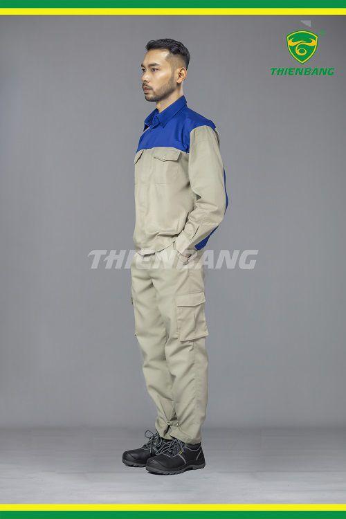Quần áo bảo hộ TB14