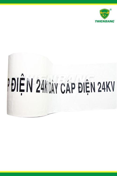 Băng báo cáp điện 24KV
