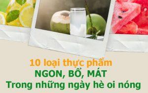 thuc-pham-giai-nhiet-cho-co-the-mua-nong