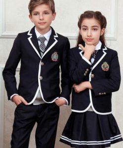 Quần áo đồng phục học sinh cấp 2